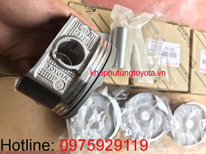 PISTON XE FORTUNER